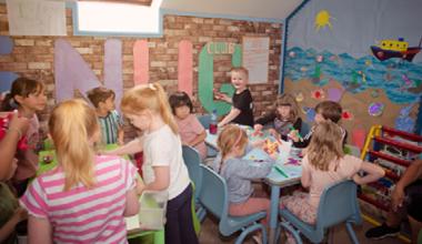 Snuggles Day Nursery Bangor - After School