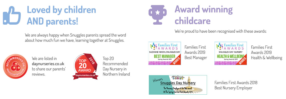 award winning childcare