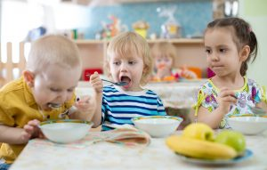 Healthy Foods - Snuggles Day Nursery